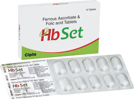 Hb Set Tablets Ciplamed